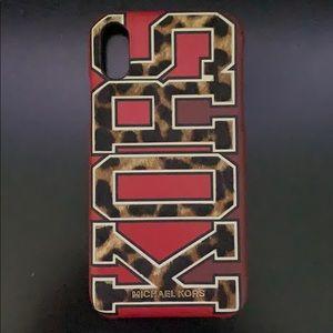Michael Kors iPhone XR Case